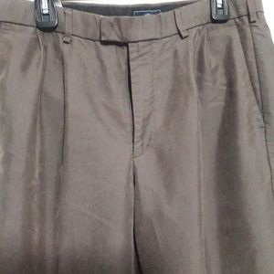 Dockers  pleated relaxed fit casual pants